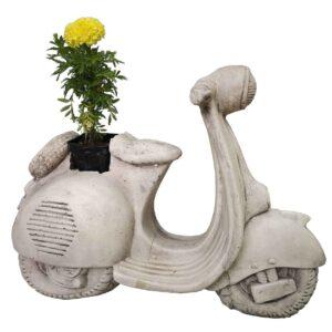 Ghiveci de Flori de Gradina tip Motoreta cod020